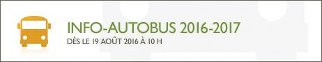 info autobus 2016-2017