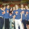 L'équipe d'athlétisme de l'école Ozias-Leduc se surpasse
