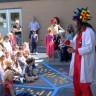 L'école Le Petit-Bonheur inaugure sa cour haute en couleur!