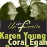 Karen Young et Coral Egan en spectacle à l'école secondaire Ozias-Leduc