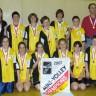 L'école Le Rucher se distingue au mini-volley