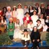 La pièce Évangéline interprétée par des élèves de l'école Le Tournesol