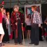 Comédie musicale à l'école du Parchemin à Carignan