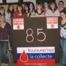 Collecte de sang à l'école secondaire Polybel
