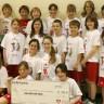 Les élèves de l'école Mgr-Gilles-Gervais amassent 11 130 $ pour la Fondation des maladies du cœur du Québec !