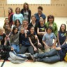 Le «Grand rassemblement du chant choral» accueille les jeunes chanteurs de l'école Les Marguerite