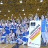 Les Rafales du Grand-Coteau triomphent en cheerleading