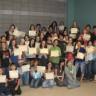 73 élèves de l'école secondaire De Mortagne honorés pour leur engagement!