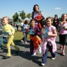 Marchethon à l'école du Carrousel