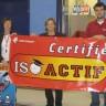 L'école de l'Envolée certifiée «Iso-actif participation»