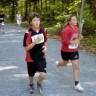 Vif succès du 2e Cross-country au parc Des Salines