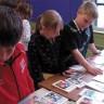 Journée mondiale du livre à l'école De Bourgogne