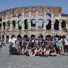 Des élèves de Mont-Bruno découvrent l'Italie