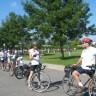 350 élèves participent à «Vélo-cité 2009» à Saint-Bruno