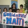 Grande mobilisation à l'école Jacques-De Chambly pour Haïti