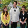 Trois élèves de Boucherville remportent la finale régionale de la dictée P.G.L.