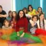 Création théâtrale à l'école de la Roselière