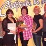 Concours Chapeau, les filles! 2009-2010 : quatre femmes du CFPP honorées