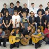 Trois mentions or pour les guitaristes de l'école secondaire du Grand-Coteau