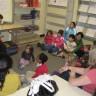 Conte et conférence aux parents à l'école de l'Envolée