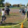 Cross-country à l'école Les Jeunes découvreurs