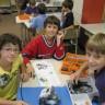 Mémorable journée de robotique à Monseigneur-Gilles-Gervais