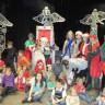 Le Noël des enfants du personnel de l'école du Grand-Coteau