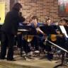 L'OR pour les guitaristes de l'école secondaire du Grand-Coteau