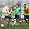 Premier tournoi de soccer inter-écoles à Sainte-Julie
