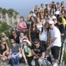L'école secondaire du Mont-Bruno en Italie!