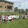 Une rentrée olympique à l'école Louis-Hippolyte-Lafontaine