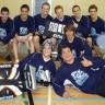 L'école le Carrefour et le programme Sport-études de Mortagne s'affrontent au hockey cosom