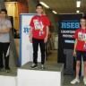Deux élèves de l'école Au-Fil-de-l'Eau  brillent au Championnal provincial d'athlétisme