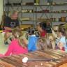 Une classe une chanson à l'école Le Rucher