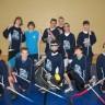Le Carrefour l'emporte au hockey cosom
