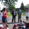 Inauguration du Parc-école des Trois-Temps