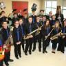 Souper spaghetti sur des airs de jazz à l'école secondaire le Carrefour