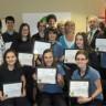 Sainte-Julie reconnaît la contribution de l'école secondaire du Grand-Coteau