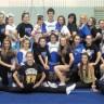 Des cheerleaders des Alouettes de Montréal en visite à l'école secondaire du Grand-Coteau