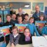Les élèves de la Farandole participent à une compétition de robotique à Montréal