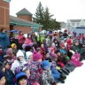 Carnaval d'hiver à l'école Le Sablier