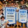 L'équipe de basketball benjamin masculin du Carrefour se distingue