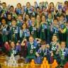 Les élèves de l'école De Bourgogne champions en empilage sportif