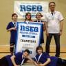 L'école au Cœur-des-Monts se distingue au championnat de mini-volley
