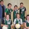 Les élèves de l'école de Bourgogne compétitionnent au mini-volley