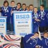 L'équipe de hockey de l'école secondaire du Grand-Coteau, Les Rafales du Grand-Coteau, championne pour une 3e année consécutive