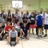 Visite de joueurs des Alouettes à l'école Les Jeunes Découvreurs