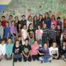 Les élèves de 5e année de l'école de l'Envolée composent une chanson intitulée « Soyons tous tolérants »