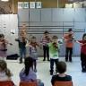 Belle prestation de violon par des élèves de l'école De Bourgogne