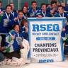 Les Blizzard du Mont-Bruno – Champions provinciaux